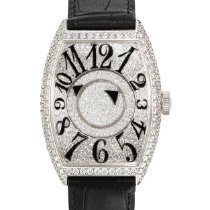 Franck Muller Double Mystery, Reference 6850 Dm D Cd A White...