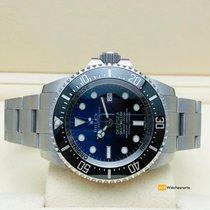 Rolex Sea-Dweller Deepsea Blue 116660 NEW 2018