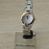 Baume & Mercier 27mm Quarzo nuovo Linea Argento