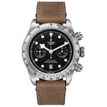 Tudor Black Bay Chrono new Automatic Watch with original box and original papers M79350-0005