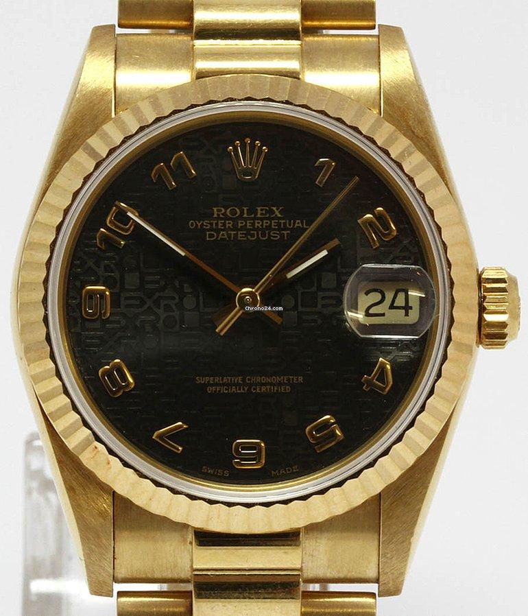 86d77b50b6b Rolex 68278 - Compare preços na Chrono24