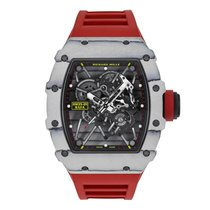Richard Mille Carbon 49.94mm Manual winding RM035-01 new United States of America, New York, New York