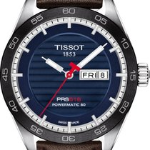 Tissot new Automatic Display Back Luminescent Numerals Luminescent Hands Screw-Down Crown 42mm Steel Sapphire Glass