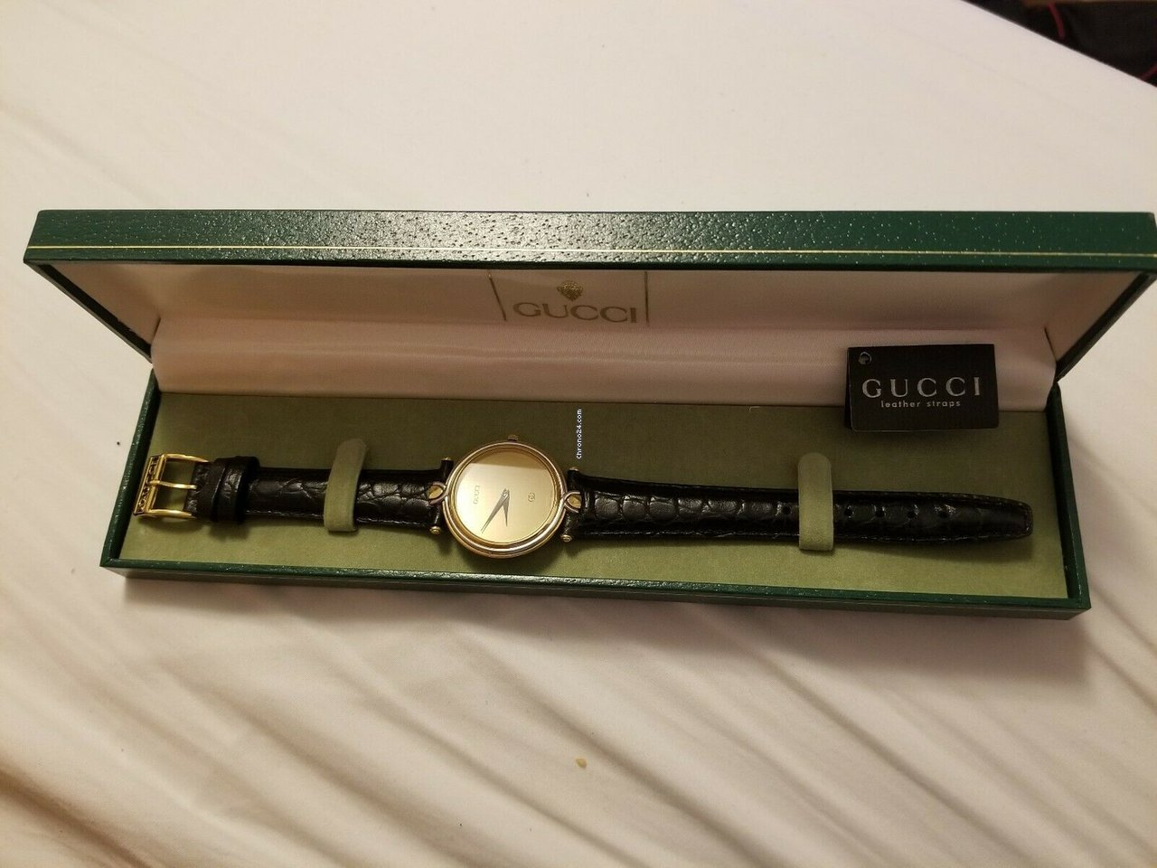dab1272dccc Pre-owned Gucci watches