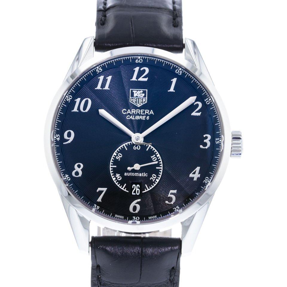 4523e4e9f81 TAG Heuer Carrera Calibre 6 - all prices for TAG Heuer Carrera Calibre 6  watches on Chrono24