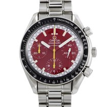 Omega pre-owned Automatic 39mm Red