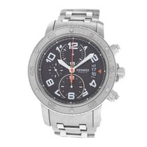 Hermès Clipper Titanium 44mm Grey Arabic numerals United States of America, New York, New York