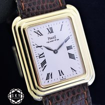 Piaget Protocole Yellow gold 26mm White Roman numerals United States of America, New York, NEW YORK
