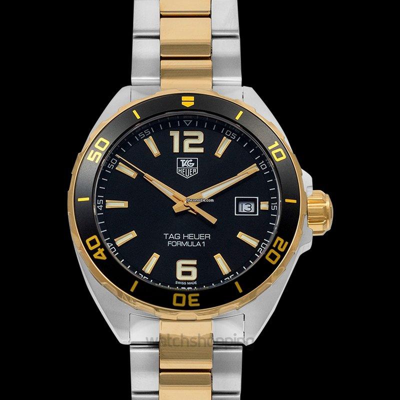 260c86b4984 Prices for TAG Heuer Formula 1 Quartz watches | prices for Formula 1 Quartz  watches at Chrono24