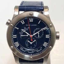 Ralph Lauren Steel 45mm Automatic R0210700 new