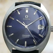 Omega Seamaster Very good Steel 35mm Manual winding United States of America, California, Hercules