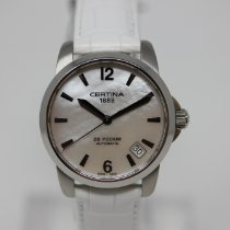 Certina DS Podium Lady Acier 32mm Nacre