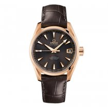 Omega 231.53.39.21.06.001 Rose gold Seamaster Aqua Terra 38.5mm new United States of America, Florida, Miami