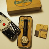 Fossil Steel 36mm Automatic AQ 9511 pre-owned