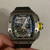 Richard Mille RM 011 RM011-03 2018 pre-owned