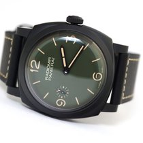 Panerai Ceramic 48mm Manual winding PAM 00997 new