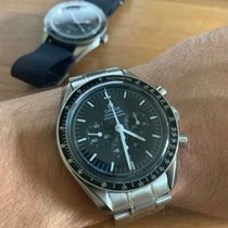 Omega Speedmaster Professional Moonwatch Steel 42mm Black No numerals Thailand, Bangkok