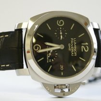 Panerai Luminor 1950 3 Days GMT Power Reserve Automatic PAM 1321 PAM 01321 new