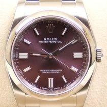 Rolex Oyster Perpetual 36 116000 Nenošené Ocel 36mm Automatika