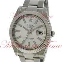 Rolex Datejust II 116334 wio pre-owned