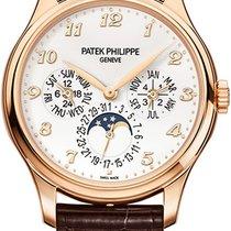 Patek Philippe Perpetual Calendar Rose gold Champagne United States of America, New York, Brooklyn