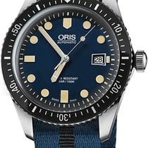 Oris Divers Sixty Five new Automatic Watch with original box and original papers 01 733 7720 4055-07 5 21 28FC