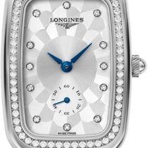 Longines Equestrian Steel 24.7mm Silver United States of America, New York, Airmont