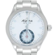 Alpina Men's Horological Smartwatch – AL-285S5AQ6B