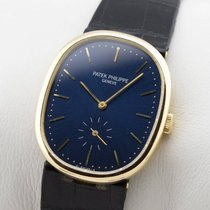 Patek Philippe Golden Ellipse 18K Gold Gelbgold