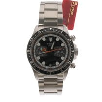 Tudor Heritage Chronograph Black dial 9/2017