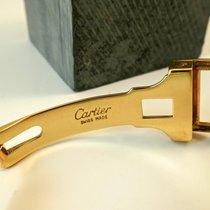 Cartier Déployante originale in Oro Giallo 18 kt