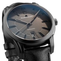 Maurice Lacroix Steel 40mm Automatic PT6148-PVB01-330-1 new