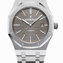 Audemars Piguet 15400ST.OO.1220ST.04 Steel Royal Oak Selfwinding 41mm new United States of America, New York, new york