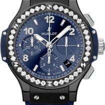 Hublot Big Bang 41 mm Ceramic 41mm Blue Arabic numerals