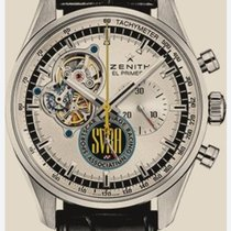 Zenith El Primero Chronomaster new 2017 Automatic Chronograph Watch with original box and original papers 03.20411.4061/07.C776