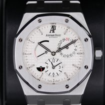 Audemars Piguet Royal Oak Dual Time 39mm White Dial 26120ST.OO...