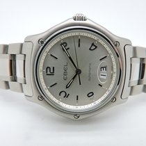 Ebel 40mm Automatic 2010 pre-owned 1911 (Submodel) Silver