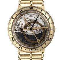 Ulysse Nardin Astrolabium Yellow gold 40mm White
