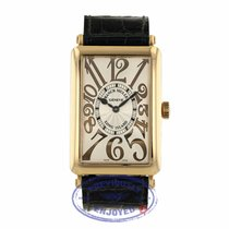 Franck Muller Long Island Rose gold 43mm Silver United States of America, California, Beverly Hills