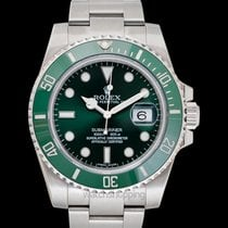 Rolex 116610LV Steel Submariner Date pre-owned United States of America, California, San Mateo