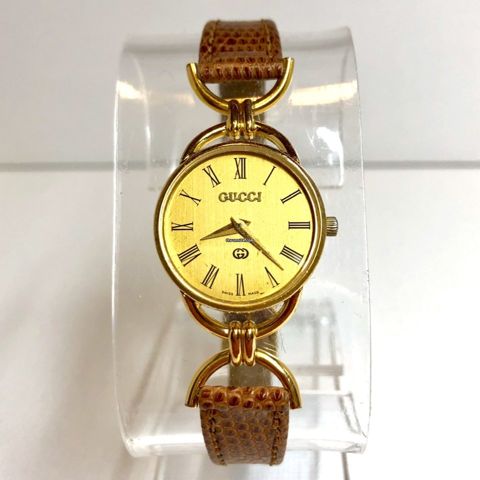 00ffc9b6a25 Gucci Yellow gold watches - all prices for Gucci Yellow gold watches on  Chrono24