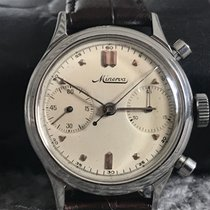 Minerva Steel 34mm Manual winding 827 pre-owned