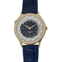 Patek Philippe World Time New York Limited Edition Watch...
