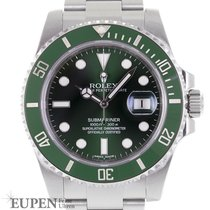 Rolex Oyster Perpetual Submariner Date Ref. 116610LV LC100