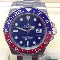 Rolex GMT-Master II 116719BLRO 2018 new