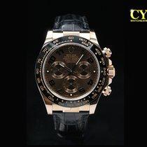 Rolex Rose gold 40mm Automatic 116515ln pre-owned Malaysia, Kuala Lumpur