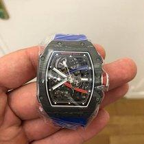 Richard Mille RM 030 50mm Transparente Árabes