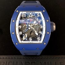 Richard Mille RM 030 50mm Transparente Árabes