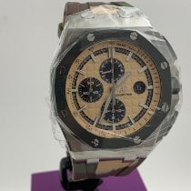 Audemars Piguet Steel 44mm Automatic 26400SO.OO.A054CA.01 pre-owned