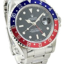 Rolex GMT-Master Steel 40mm Black United States of America, Indiana, Carmel